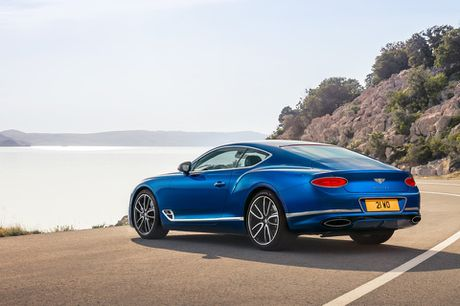 Bentley trinh lang Continetal GT 2018 moi - Anh 6