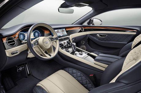 Bentley trinh lang Continetal GT 2018 moi - Anh 9