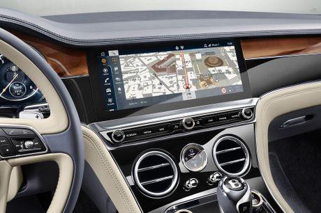 Bentley trinh lang Continetal GT 2018 moi - Anh 10