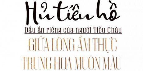 Nhung mon an 'theo chan' nguoi Hoa ghi dau am thuc Sai Gon - Anh 1