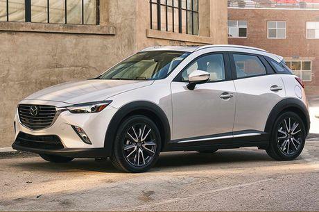 Mazda CX-3 2018 ra mắt có gì mới