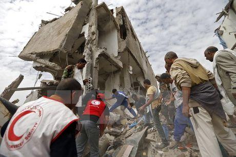 LHQ: Khung hoang nhan dao tai Yemen do 'con nguoi tao ra' - Anh 1