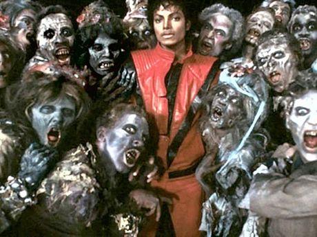 Thriller cua Michael Jackson duoc chuyen the 3D - Anh 1