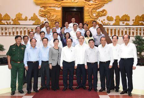 Thu tuong dong y phan cap, phan quyen toi da cho TPHCM - Anh 4