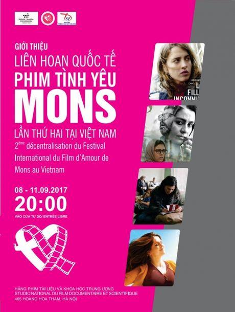 Lien hoan Quoc te phim tinh yeu Mons lan thu hai den Viet Nam - Anh 2