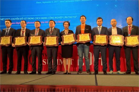 Khai mac Vietnam ICT Summit 2017 - Anh 2
