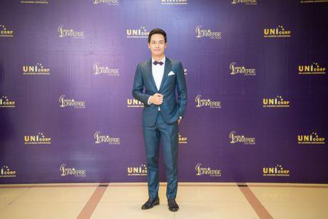 Lo dien Ban giam khao Hoa hau Hoan vu Viet Nam 2017 - Anh 3