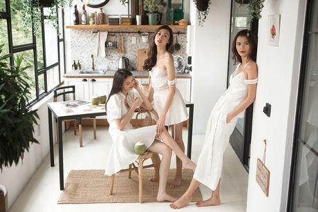 "Hot: Quay lung voi The Face, Ho Ngoc Ha lai ""chay boc lua"" tai chung ket VNTM All stars - Anh 11"