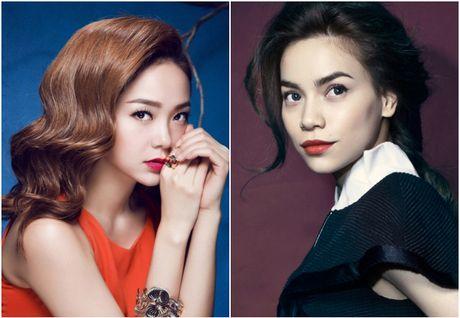 "Hot: Quay lung voi The Face, Ho Ngoc Ha lai ""chay boc lua"" tai chung ket VNTM All stars - Anh 2"