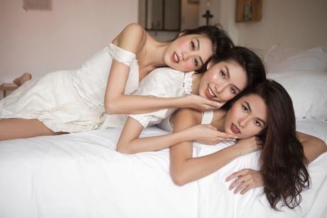 "Hot: Quay lung voi The Face, Ho Ngoc Ha lai ""chay boc lua"" tai chung ket VNTM All stars - Anh 8"