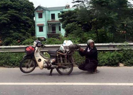 Xuat hien 'dinh tac' tren cao toc Lang Son – Ha Noi - Anh 2
