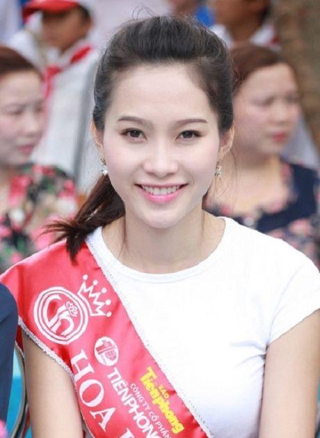 Hanh trinh nhan sac hoa hau Thu Thao tu khi dang quang den khi ket hon - Anh 6