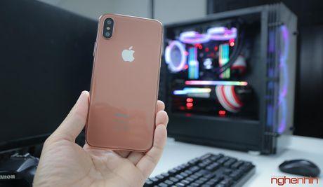 Tren tay iPhone 2017 mo hinh tai Viet Nam: gon hon iPhone 7 Plus - Anh 1