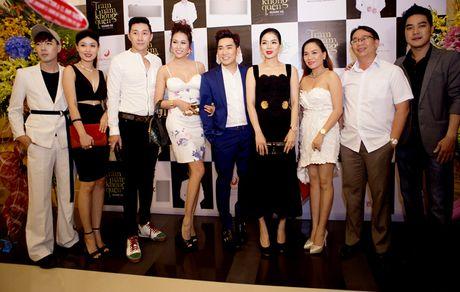 Phi Thanh Van nguc day tre nai, than mat voi Quang Ha trong su kien - Anh 10