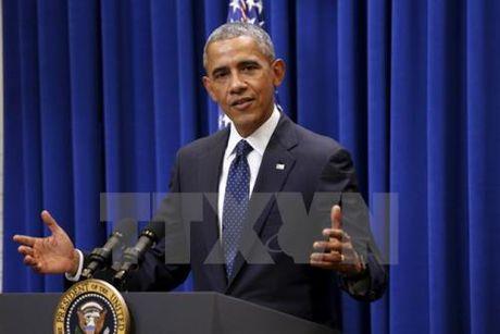Cuu Tong thong Barack Obama: Xoa so Chuong trinh DACA la tan nhan va sai trai - Anh 1