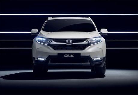 Honda CR-V sap co phien ban hybrid - Anh 2