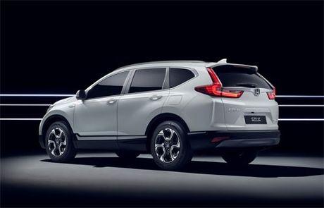 Honda CR-V sap co phien ban hybrid - Anh 3