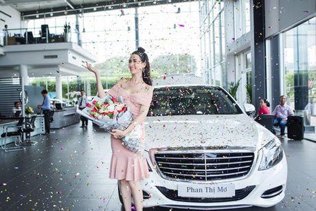 Phan Thi Mo: Nu 'dai gia' kin tieng cua showbiz Viet - Anh 1