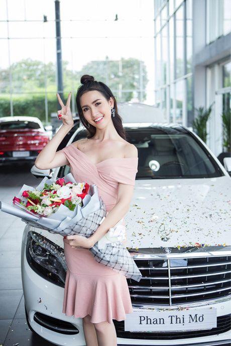 Phan Thi Mo: Nu 'dai gia' kin tieng cua showbiz Viet - Anh 2
