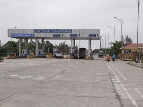 De xuat giam 20-70% phi tram BOT Quang Tri - Anh 1