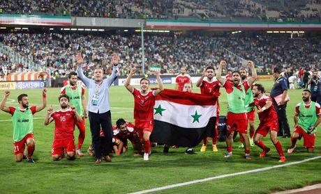 Ta toi vi chien tranh, Syria van lap ky tich o vong loai World Cup - Anh 10