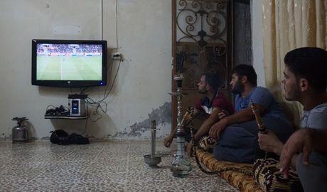 Ta toi vi chien tranh, Syria van lap ky tich o vong loai World Cup - Anh 1