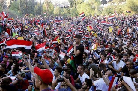 Ta toi vi chien tranh, Syria van lap ky tich o vong loai World Cup - Anh 2