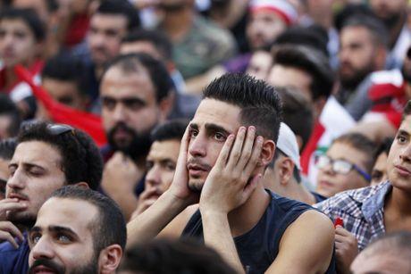 Ta toi vi chien tranh, Syria van lap ky tich o vong loai World Cup - Anh 5