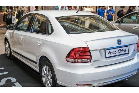 Volkswagen ra mat 4 phien ban dac biet tai An Do - Anh 8