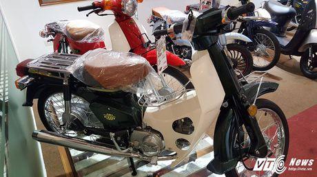 'Anh em sinh doi nhung khac bo' voi Honda Super Cub, gia chi 12 trieu dong - Anh 10