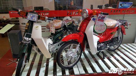 'Anh em sinh doi nhung khac bo' voi Honda Super Cub, gia chi 12 trieu dong - Anh 9