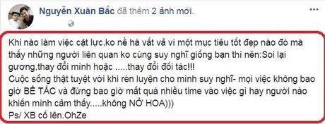 Phan ung cua Xuan Bac khi vo livestream ke ve buc xuc trong cong viec - Anh 4
