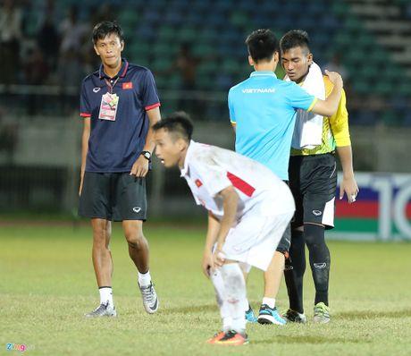 Hai loi nghiep du tu thu mon khien U18 Viet Nam nhan 'qua dang' - Anh 1
