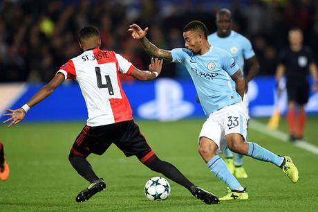 Man City dai thang trong tran ra quan o Champions League - Anh 3
