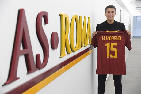 Cham diem AS Roma: Edin Dzeko - Su tro lai cua nha vua - Anh 14