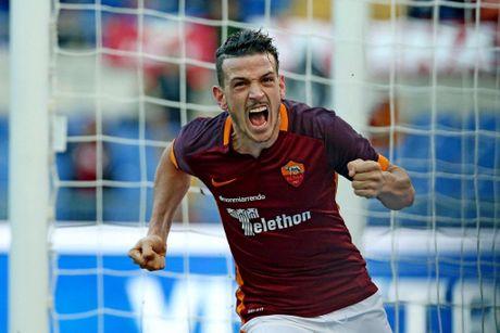 Cham diem AS Roma: Edin Dzeko - Su tro lai cua nha vua - Anh 2