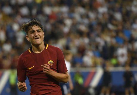 Cham diem AS Roma: Edin Dzeko - Su tro lai cua nha vua - Anh 9