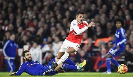 Doi hinh ket hop Chelsea - Arsenal: Cu soc 10+1 - Anh 2