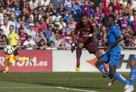 Messi 'im tieng', Barca len dinh La Liga nho 'hang thai Trung Quoc' - Anh 3