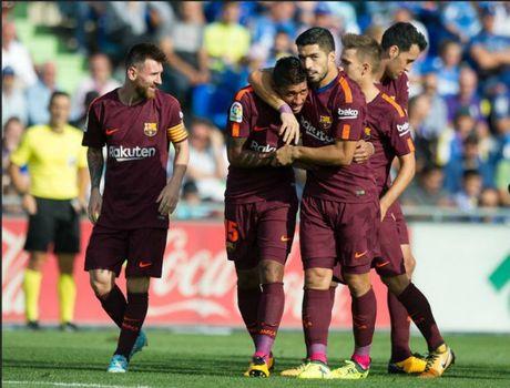 Messi 'im tieng', Barca len dinh La Liga nho 'hang thai Trung Quoc' - Anh 4