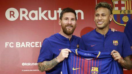 Messi 'im tieng', Barca len dinh La Liga nho 'hang thai Trung Quoc' - Anh 6