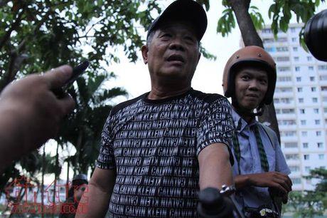 Ong Doan Ngoc Hai 'tha' cho lai xe om tieu bay tren duong - Anh 2
