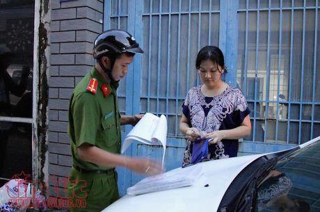 Ong Doan Ngoc Hai 'tha' cho lai xe om tieu bay tren duong - Anh 6