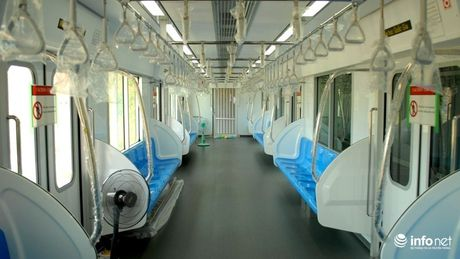 Doan tau metro so 1 Ben Thanh - Suoi Tien se co dien mao moi khi ve Viet Nam - Anh 12