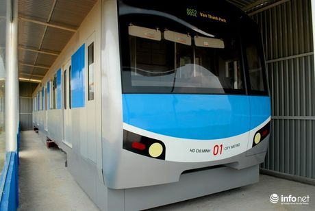 Doan tau metro so 1 Ben Thanh - Suoi Tien se co dien mao moi khi ve Viet Nam - Anh 13