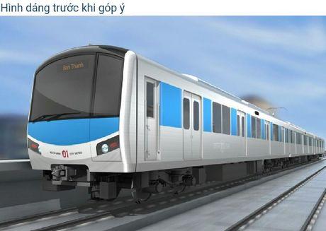 Doan tau metro so 1 Ben Thanh - Suoi Tien se co dien mao moi khi ve Viet Nam - Anh 3