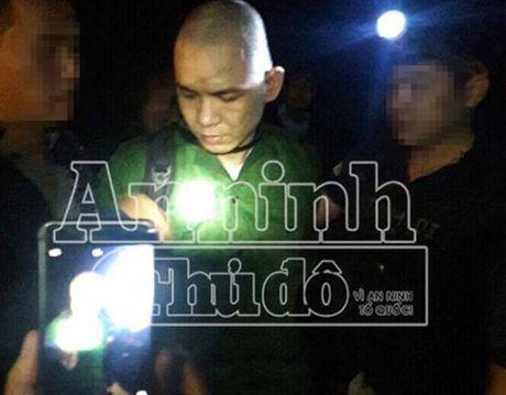 Can mat tu tu Nguyen Van Tinh khi bi bat tren duong tron chay - Anh 4