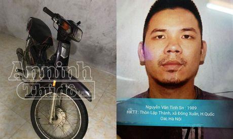 Can mat tu tu Nguyen Van Tinh khi bi bat tren duong tron chay - Anh 5