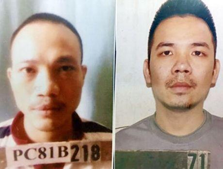 Can mat tu tu Nguyen Van Tinh khi bi bat tren duong tron chay - Anh 6