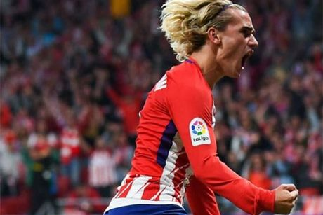 Griezmann ghi ban giup Atletico thang toi thieu truoc Malaga - Anh 1